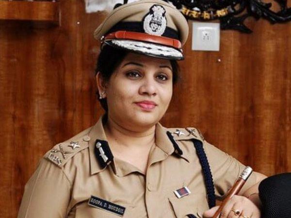 IPS डी रूपा ने ट्वीट करके ट्वीटर से ब्रेक लेने की जानकारी दी। (फाइल फोटो) - Dainik Bhaskar
