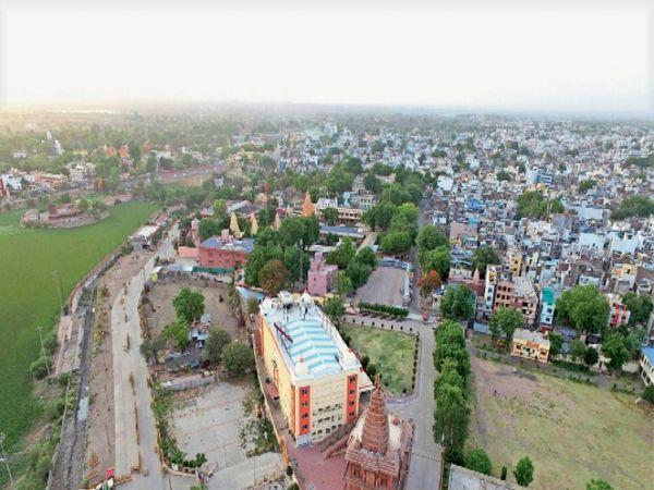 महाकाल मंदिर परिसर के विस्तार के लिए 11 मकानों के अधिग्रहण का सर्वे पूरा हो गया - Dainik Bhaskar