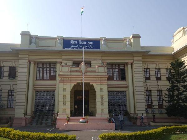 विधानसभा के सत्र में 23 और 24 नवंबर को नए सदस्यों को शपथ दिलाई जाएगी। - Dainik Bhaskar