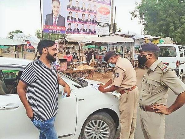गुजरात में अब बिना मास्क पकड़े जाने पर कोरोना टेस्ट कराए जाने का फैसला किया गया है। - Dainik Bhaskar