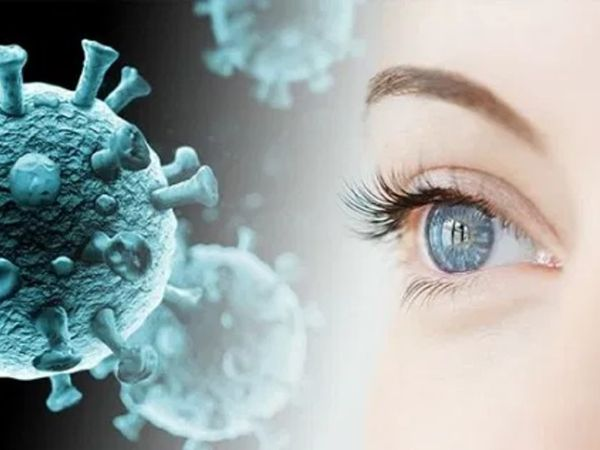 आंखों में खराबी आना डायबिटीज के प्रमुख कॉम्प्लीकेशंस में से एक है। आंखों में स्मॉल ब्लड वेसेल्स को नुकसान पहुंचने के कारण ऐसा होता है। - Dainik Bhaskar