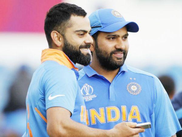BCCI ने कहा कि 11 दिसंबर को रोहित का फिटनेस टेस्ट होगा। इसके बाद टूर को लेकर फैसला लिया जाएगा। -फाइल फोटो - Dainik Bhaskar