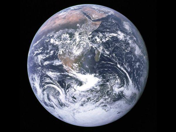 यही वो तस्वीर है जिसे अपोलो-17 के क्रू मेंबर ने क्लिक किया था।