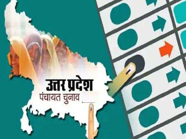 यूपी में पंचायत चुनाव को लेकर राज्य निर्वाचन आयोग ने अपनी तैयारी शुरू कर दी है। प्रतिकात्मक फोटो - Dainik Bhaskar