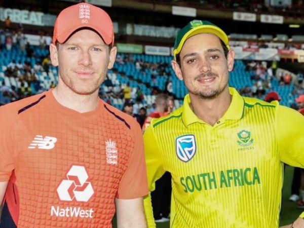 साउथ अफ्रीका और इंग्लैंड के बीच पहला वनडे 6 दिसंबर को केप टाउन में खेला जाएगा। (फाइल फोटो) - Dainik Bhaskar