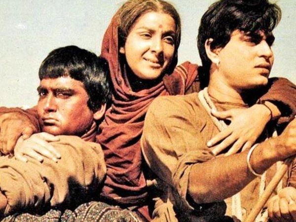 How Sunil Dutt got the role of the spoiled son Birju in 'Mother India' ...    'मदर इंडिया' में सुनील दत्त को कैसे मिला बिगड़ैल बेटे बिरजू का किरदार...  - Dainik Bhaskar