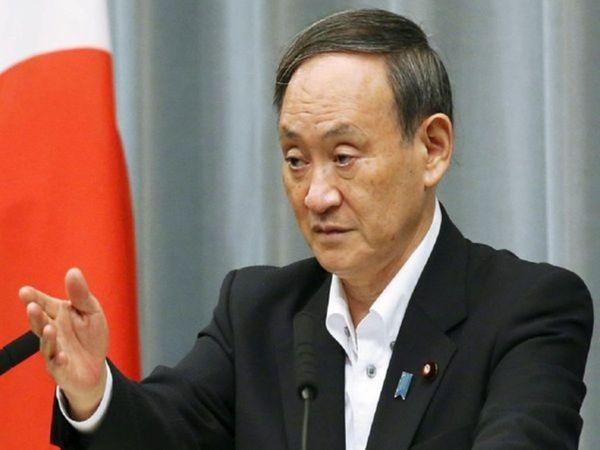 जापान के प्रधानमंत्री योशोहिदे सुगा ने कहा- अगले साल टोक्यो ओलिंपिक के आयोजन को लेकर तैयारी पूरी कर ली गई है। (फाइल फोटो) - Dainik Bhaskar