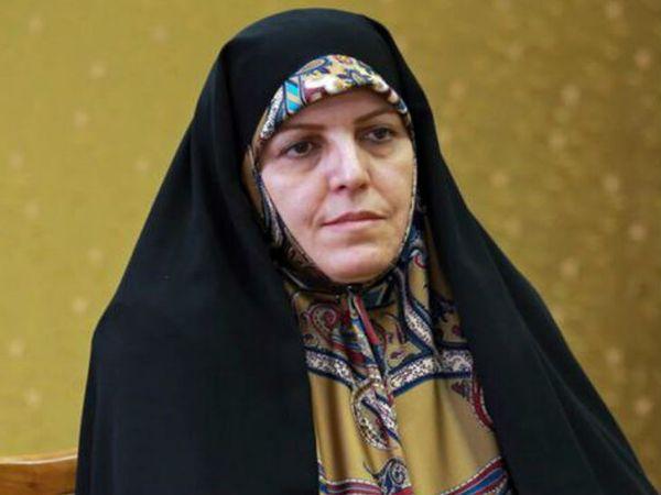 शाहीनदोख्त मोलवर्दी 2013 से 2017 तक ईरान की वाइस प्रेसिडेंट रही थीं। - फाइल फोटो - Dainik Bhaskar