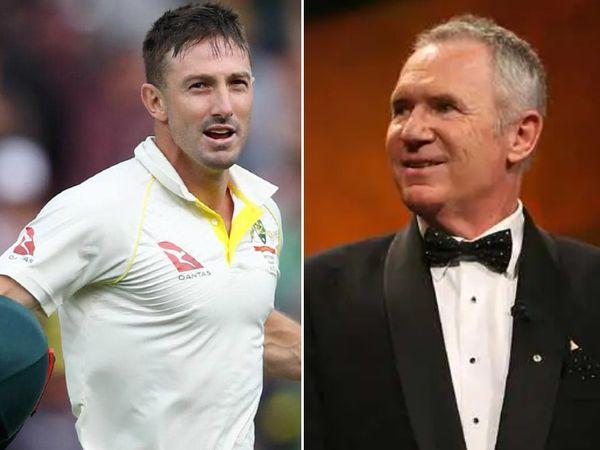 पूर्व ऑस्ट्रेलियाई कप्तान एलेन बॉर्डर ने फॉर्म में चल रहे शॉन मार्श को पहले टेस्ट के लिए ऑस्ट्रेलियाई टीम में शामिल करने की तरफदारी की। - Dainik Bhaskar