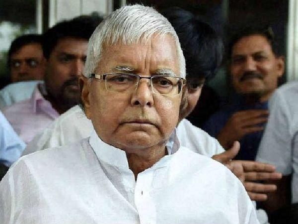 बिहार विधानसभा चुनाव को प्रभावित करने का लालू यादव पर है आरोप। (आरोप) - Dainik Bhaskar