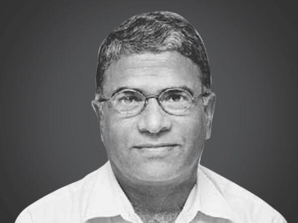 हरिवंश, राज्यसभा के उपसभापति। - Dainik Bhaskar