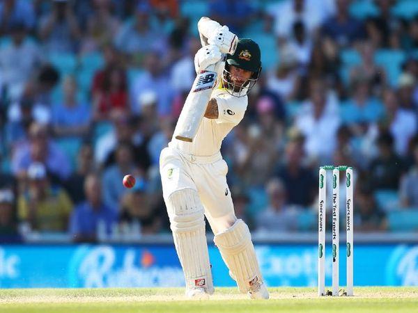 ऑस्ट्रेलिया विकेट कीपर मैथ्यू वेड ने 10 वनडे में ओपनिंग करते हुए 30.60 की औसत से रन  बनाए हैं। - Dainik Bhaskar