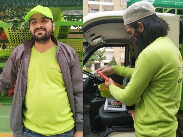 काम शुरू करने से पहले अताउल्लाह ने नौकरी ढूंढ रहे अपने दो दोस्तों को भी साथ लिया।