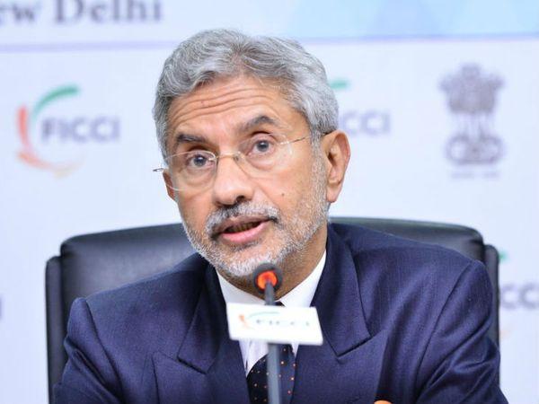 विदेश मंत्री एस जयशंकर ने कहा कि पूर्वी लद्दाख में हुई घटनाओं से दोनों देशों के बीच लंबे वक्त में कायम हुआ भरोसा खत्म हुआ। - Dainik Bhaskar
