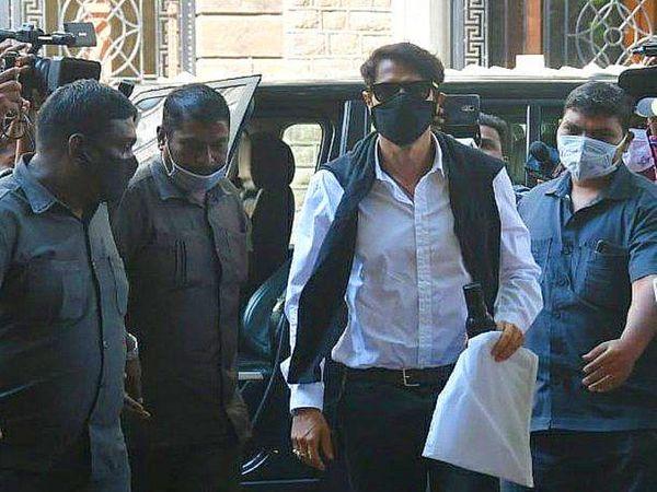 अर्जुन रामपाल को 16 दिसंबर को मुंबई की एक्सचेंज बिल्डिंग स्थितNCB ऑफिस बुलाया गया है।- फाइल फोटो। - Dainik Bhaskar