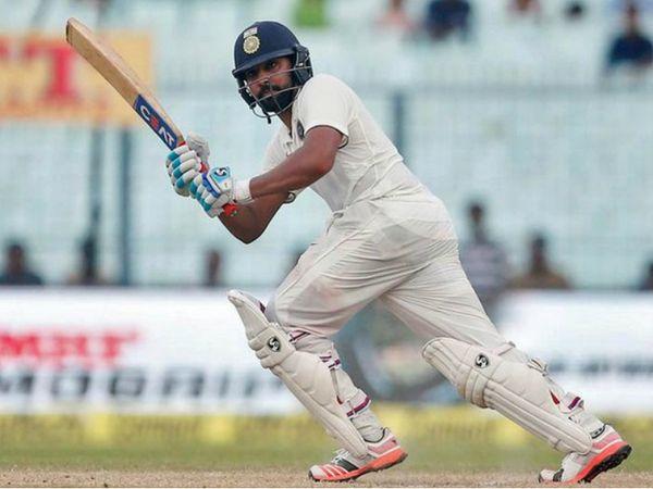 टीम इंडिया के लिमिटेड ओवर क्रिकेट के उप-कप्तान रोहित शर्मा ने 11 दिसंबर को नेशनल क्रिकेट अकादमी (NCA) में फिटनेस टेस्ट पास किया था। (फाइल फोटो) - Dainik Bhaskar