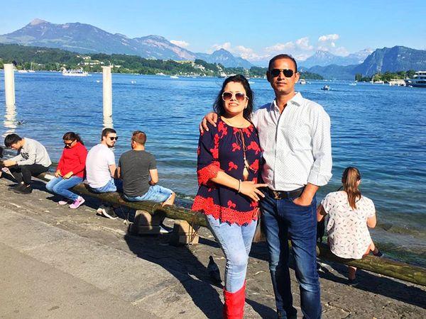 सुनील कहते हैं कभी दिल्ली में घूमने के लिए भी मेरी जेब में पैसे नहीं हुआ करते थे, आज परिवार के साथ देश विदेश घूमता हूं।