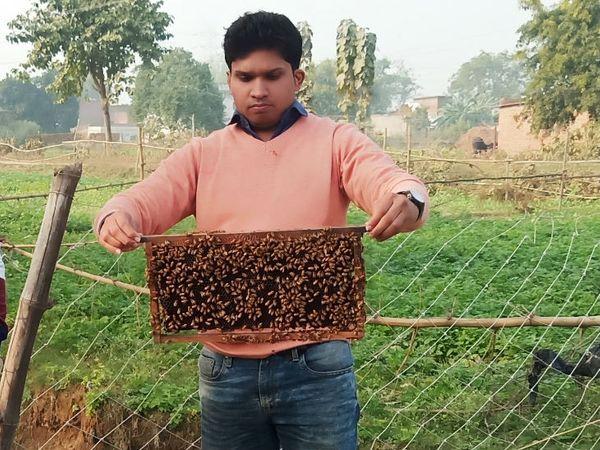 अब तीनों भाइयों ने मोती की खेती के साथ मधुमक्खी पालन भी शुरू किया है। कई कंपनियों से इन्हें ऑर्डर मिले हैं।