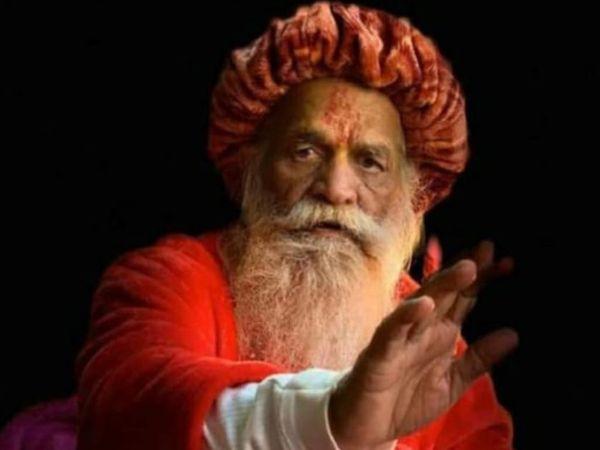बर्फानी बाबा बुधवार को देर शाम अहमदाबाद में बह्मलीन हो गए। उनका मेहंदीपुर बाला जी स्थित आश्रम में समाधि दी जाएगी। - Dainik Bhaskar