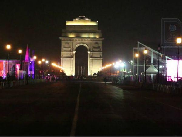दिल्ली में सुबह 5 बजकर 2 मिनट पर आए भूकंप की तीव्रता 2.3 दर्ज की गई। (फाइल फोटो) - Dainik Bhaskar