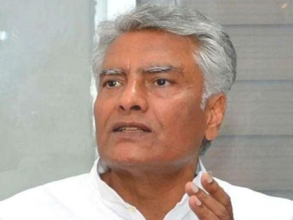 पंजाब प्रदेश कांग्रेस के अध्यक्ष सुनील जाखड़ - Dainik Bhaskar