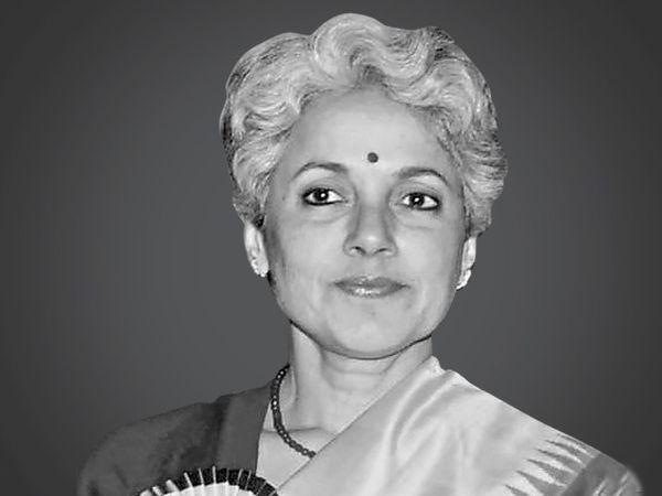 सौम्या स्वामीनाथन, चीफ साइंटिस्ट विश्व स्वास्थ्य संगठन - Dainik Bhaskar