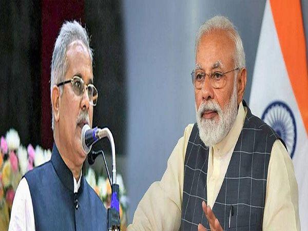 छत्तीसगढ़ सरकार को उम्मीद है कि प्नधानमंत्री नरेंद्र मोदी के हस्तक्षेप से मौजूदा संकट टल जाएगा। - Dainik Bhaskar
