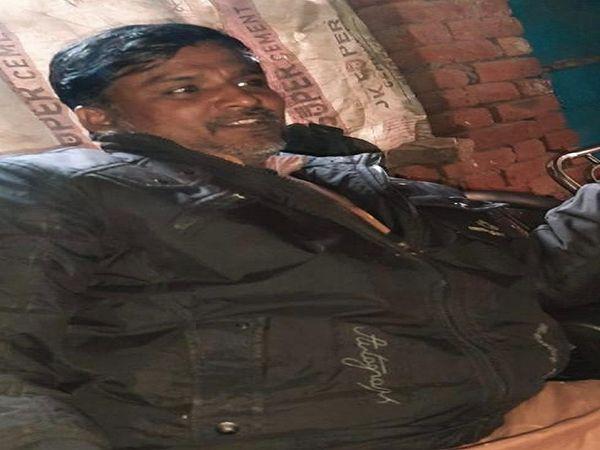 पानीपत की दिल्ली पेरलल नहर में लापता श्रमिक फुरकान। - Dainik Bhaskar