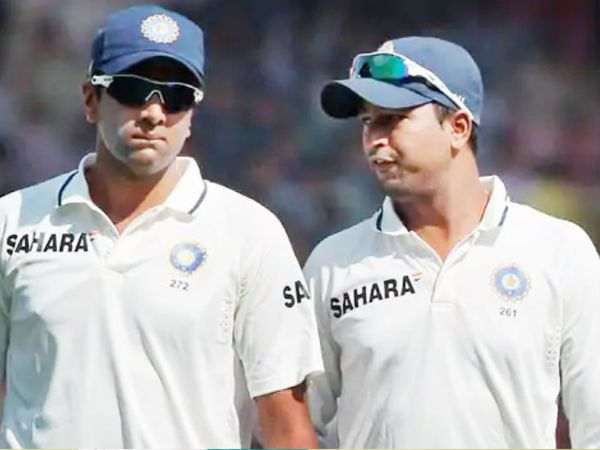 प्रज्ञान ओझा (दाएं) ने कहा है कि रविचंद्रन अश्विन का अनुभव उन्हें टीम इंडिया का बॉलिंग कैप्टन बनाती है। - Dainik Bhaskar