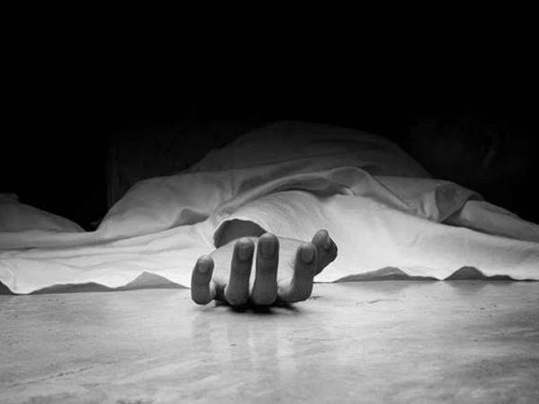 पुलिस ने जब मोबाइल लाेकेशन के जरिए उसको गिरफ्तार करने के लिए घर रेड की तो मौत होने का पता चला। प्रतीकात्मक फोटो - Dainik Bhaskar