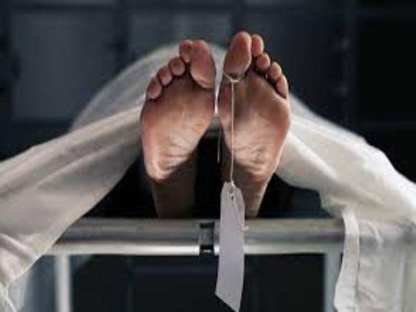 मृतक व्यक्ति की पहचान मोहाली बड़माजरा के रहने वाले 39 साल के अमरीक सिंह के रूप में हुई है। - Dainik Bhaskar