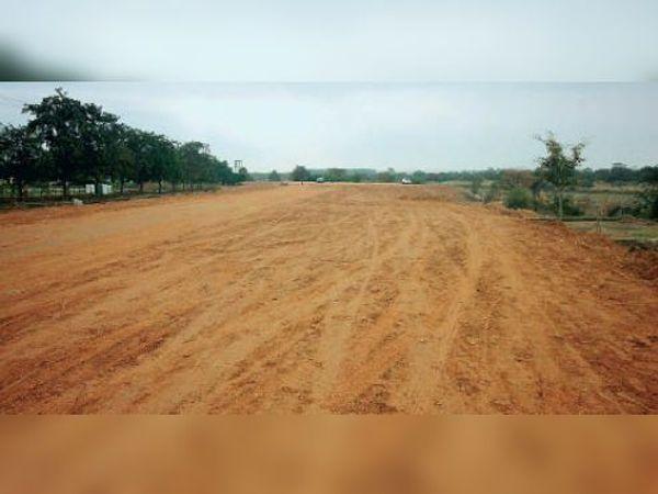 घग्गर पार तक रोड और ब्रिज प्रोजेक्ट बना रहा है एचएसवीपी - Dainik Bhaskar