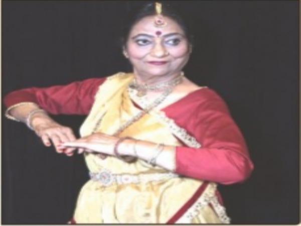 कथक डांसर डॉ. शोभा कौसर। - Dainik Bhaskar