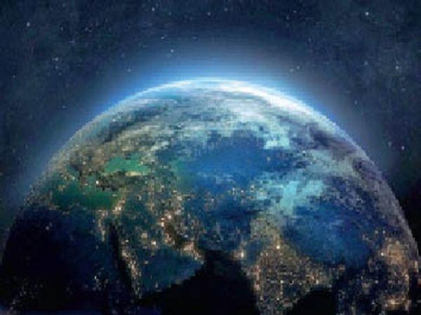 पृथ्वी में ये बदलाव पिछले साल आया था - Dainik Bhaskar