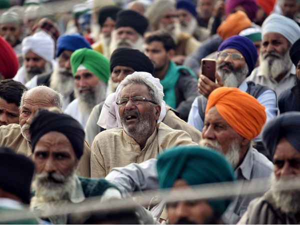 किसानों ने कहा है कि MSP को कानूनी रूप मिलने और नए कृषि कानूनों की वापसी तक आंदोलन जारी रहेगा।