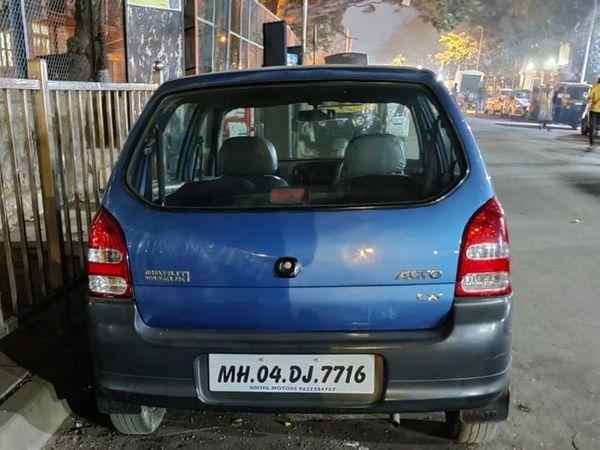 इसी कार से मुंबई से इंदौर पहुंचे थे आरोपी, रेलवे स्टेशन पर कार पार्क कर पैदल और रिक्शा से घूमे थे।