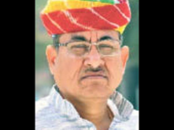 गोविंद मेघवाल उपाध्यक्ष - Dainik Bhaskar