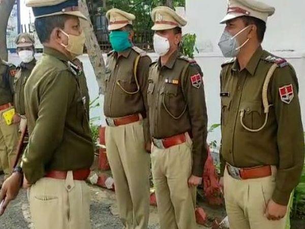अजमेर रेंज के नवनियुक्त पुलिस महानिरीक्षक (IG) एस.सेंगाथिर ने  पदभार ग्रहण किया - Dainik Bhaskar