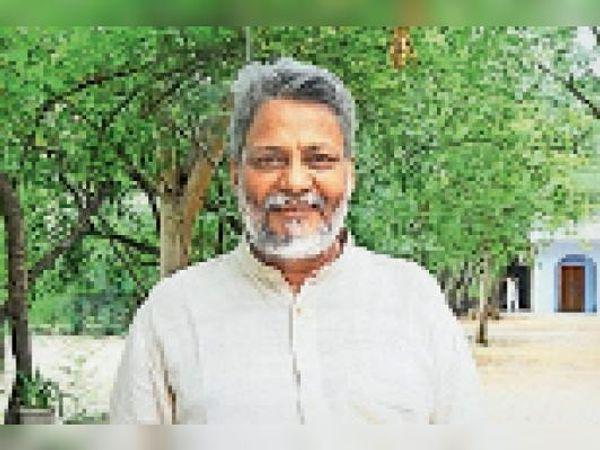 राजेंद्र सिंह, मेग्सेसे पुरस्कार से सम्मानित - Dainik Bhaskar