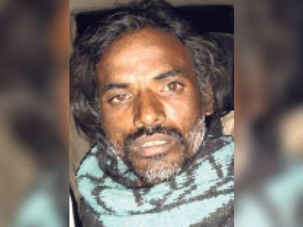आरोपी राजू भील - Dainik Bhaskar