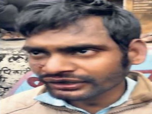 आरोपी कैलाशचंद (21) - Dainik Bhaskar
