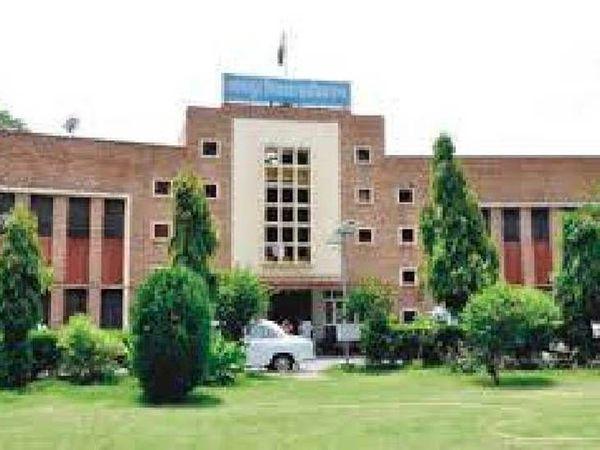 जोधपुर विकास प्राधिकरण कार्यालय। - Dainik Bhaskar