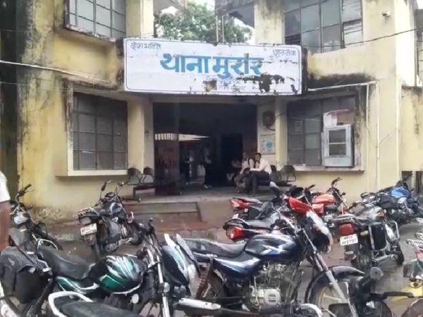 मुरार थाना पुलिस ने 14 महीने तक पीड़ित महिला की शिकायत नहीं सुनी, पुलिस की भूमिका सवालों के घेरे में। - Dainik Bhaskar