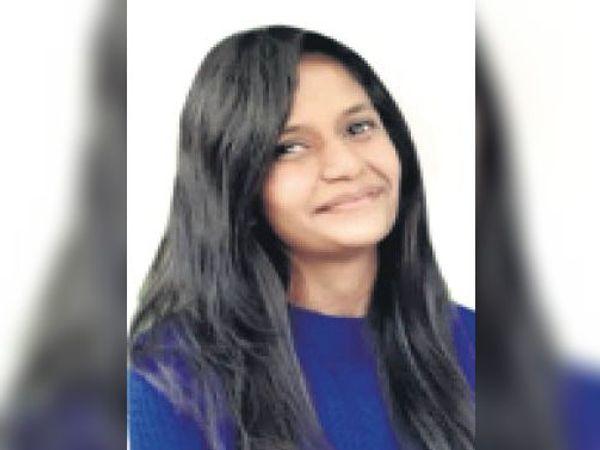 एकता माहेश्वरी - Dainik Bhaskar