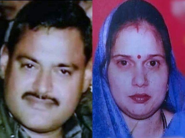 अपराधी विकास दुबे की पत्नी रिचा दुबे के खिलाफ कानपुर पुलिस द्वारा दर्ज किया गए मुकदमें को लेकर रिचा दुबे ने हाईकोर्ट की शरण ली है। फाइल फोटो - Dainik Bhaskar