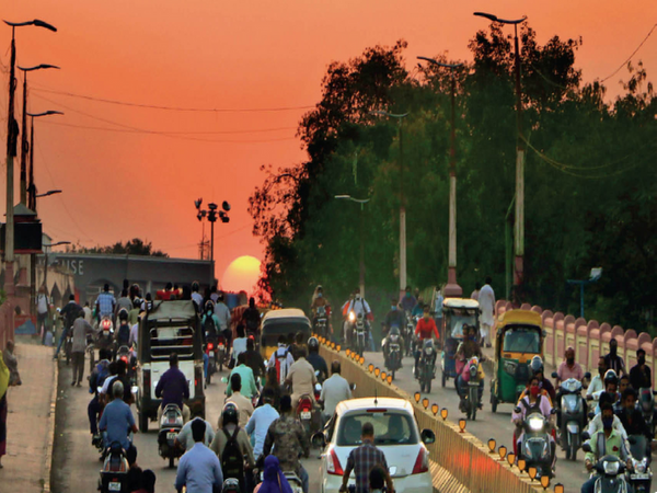 राजस्थान में अब कड़ाके की ठंड की उम्मीद कम ही है। - Dainik Bhaskar