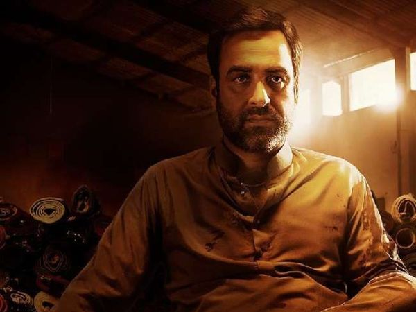 ' मिर्ज़ापुर' के एक दृश्य में कालीन भैया (पंकज त्रिपाठी)। - Dainik Bhaskar