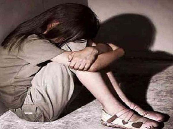 नाबालिग के गर्भवती होने पर दुष्कर्म किए जाने का पता चला। - प्रतीकात्मक फोटो - Dainik Bhaskar
