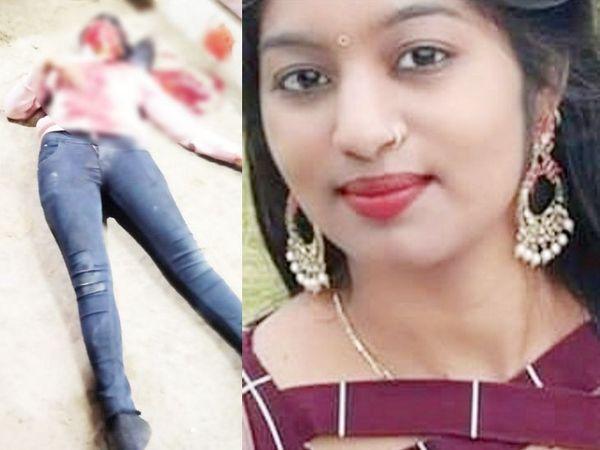प्रिया अपनी बेटी के साथ प्रेमी से मिलने आई थी।