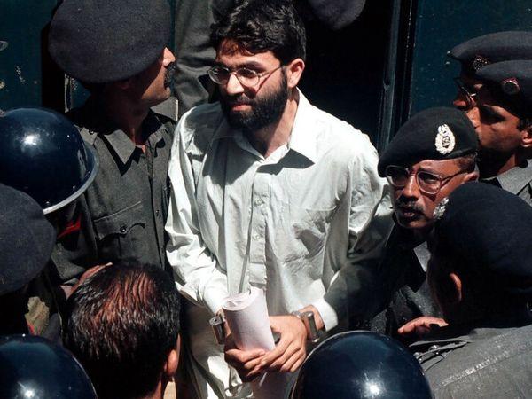 डेनियल पर्ल की हत्या के मामले में अहमद उमर शेख सईद को 2002 में गिरफ्तार किया गया था। ट्रायल कोर्ट ने उसे मौत की सजा सुनाई थी।- फाइल फोटो